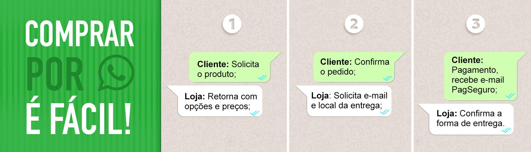Comprar pelo Whatsapp