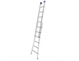 Escada Extensível 3,09 metros de Alumínio 2x6  Mor 5202