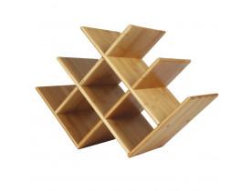 Rack para Vinho Bamboo Mor