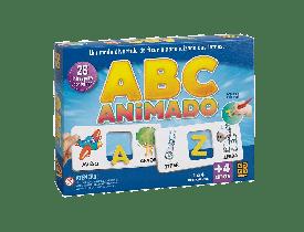 Jogo Educativo ABC Animado Grow