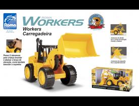 Carregadeira Workers Roma