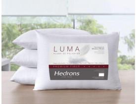 Travesseiro Luma Fibra Siliconizada 50x70cm Hedrons