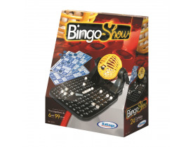 Bingo Show 24 Cartelas Xalingo