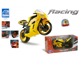 Brinquedo Moto Racing Roma Cor Sortida