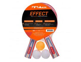 Conjunto Tênis de Mesa Effect Poker