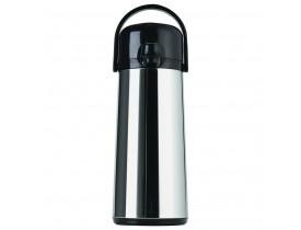 Garrafa Térmica Pressão Air Pot Inox 1,8 litros Invicta