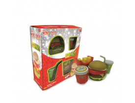 Mini Chef Super Lanche Xalingo