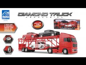 Diamond Truck Cegonheira Roma Cor Sortida