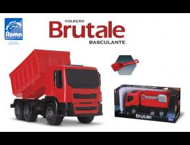 Caminhão Brutale Basculante com Pá Roma
