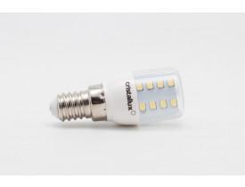 Lâmpada de Led T25 para Geladeira 1W Bivolt 6500K Luz Branca Fria Cristallux