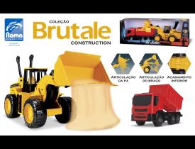 Caminhão Brutale Construction Roma