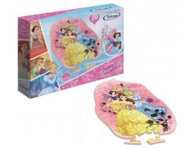 Quebra-Cabeça Princesa Disney Xalingo