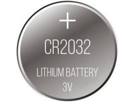 Bateria de Lítio Elgin CR2032 3V