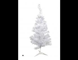Árvore de Natal 120cm Branca D&A