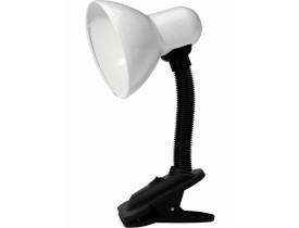 Luminária de Mesa com Garra TLM05 40W Branca Taschibra