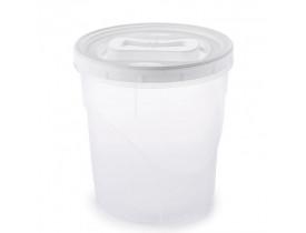 Pote de Plástico com Rosca 4,5L Plasútil