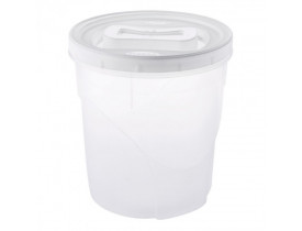 Pote de Plástico com Rosca 7,6L Plasútil