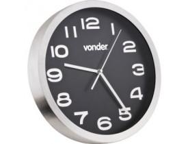 Relógio de Parede Redondo Vonder