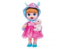 Brinquedo Boneca Babys Collection Contos de Fadas Ruiva Super Toys