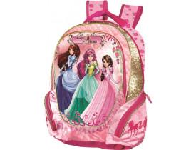 Mochila Top Princess Kit Cor Sortida
