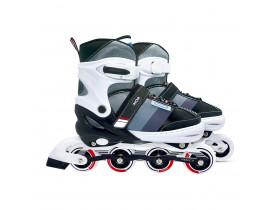 Roller Semi-Pro Cinza Tamanho 34-37 Cinza Mor
