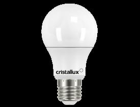 Lâmpada de Led Bulbo 4,7W Bivolt 6500K Luz Branca Fria Cristallux