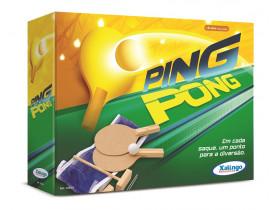 Conjunto de Ping Pong Simples Xalingo