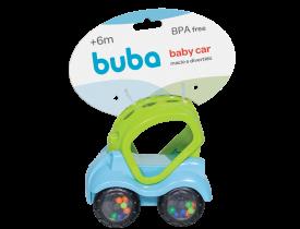 Baby Car Buba Cor Sortida