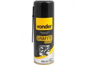 Grafite em Spray 200ml Vonder