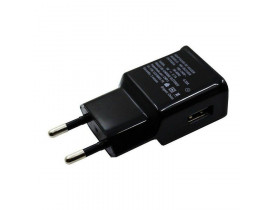 Adaptador de Viagem USB Rápido 9v/1.67a-5v/2.1a Preto MXT