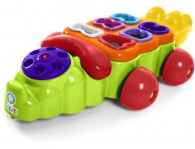 Brinquedo Jacaré Didático Tateti