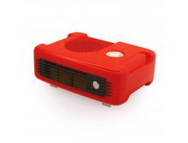 Aquecedor de Ar Stang 1400w 220v Vermelho Anodilar