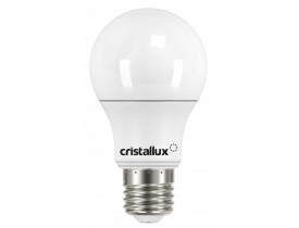 Lâmpada de Led Bulbo 7W Bivolt 6500K Luz Branca Fria Cristallux