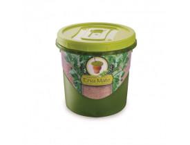 Pote de Plástico com Rosca para Erva Mate 1,8L Plasútil