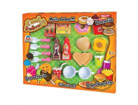 Food Delivery Lanchonete Braskit