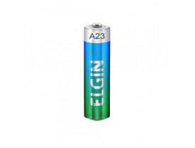 Pilha Bateria A23 Alcalina 12V Elgin