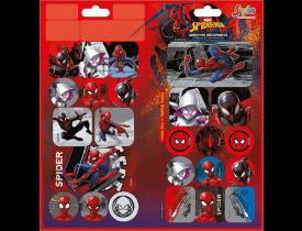 Adesivo Decorado Duplo Spider Man Tilibra