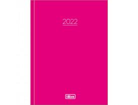 Agenda Costurada 2022 Pepper Rosa Tilibra