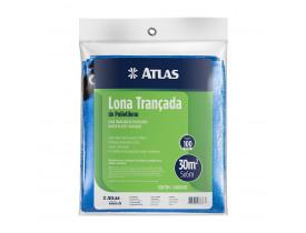 Lona de Polietileno Azul 5X6 Atlas