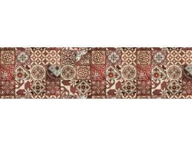 Tapete Antiderrapante Azulejo Cerâmica Rolo de 43cm X 15 metros Kapazi