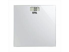 Balança Digital para Banheiro Branca Útil