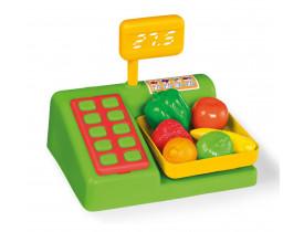 Brinquedo Balança e Cesta de Compras Tateti Cor Sortida