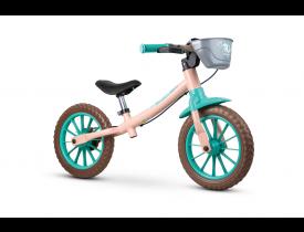 Bicicleta Balance Bike Love Nathor