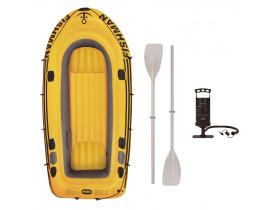 Barco Fishman 350 com Remo e Inflador Mor