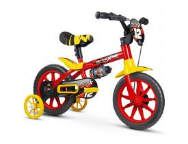 Bicicleta Infantil Aro 12 Motor X Nathor