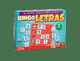 Jogo Educativo Bingo das Letras Grow