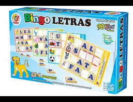 Bingo Letras Junges