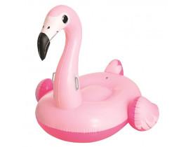 Boia Flamingo Mor Médio 1,09x1,37x1,01 metros 001976