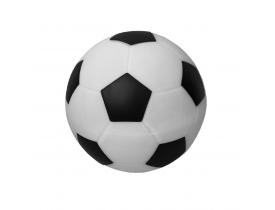 Luminária de Mesa Decorativa Bola de Futebol Preto Usare 110/220v