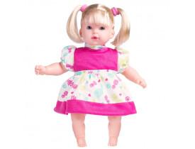 Boneca Super Toys Mini Baby Faz Xixi